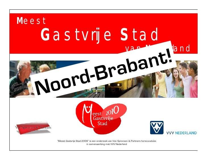 Meest     Gastvrije Stad                                                                    van Nederland                 ...