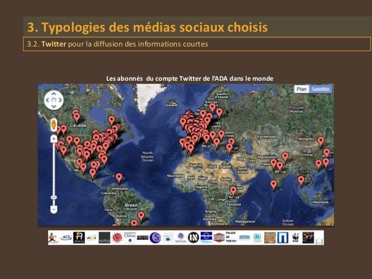 3. Typologies des médias sociaux choisis3.2. Twitter pour la diffusion des informations courtes                       Les ...