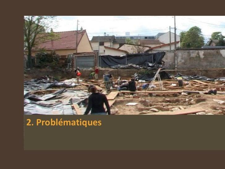 2. Problématiques