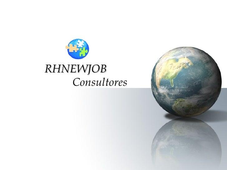 RHNEWJOB     Consultores