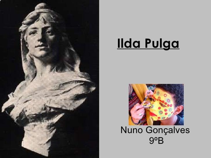 Ilda Pulga Nuno Gonçalves  9ºB