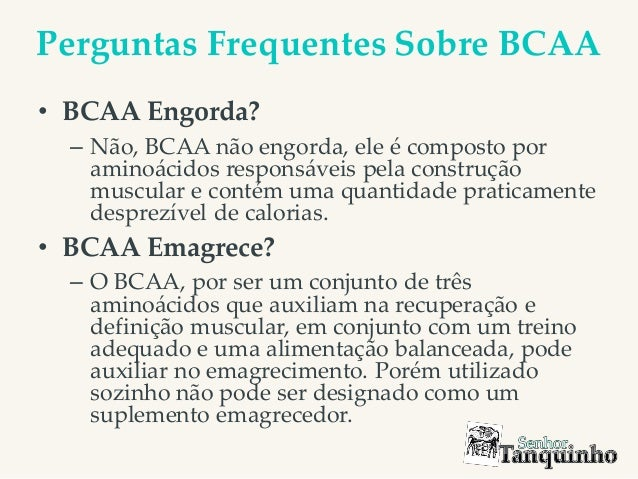 07850d0c1 11. Texto Original  BCAA  O Que É ...