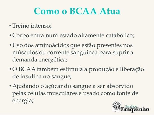 9511fcb81 ... 7. Quanto Tomar BCAA •Estudos também apontam que o ideal é ...