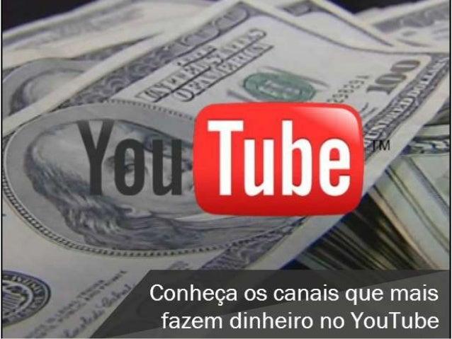É um fato: Tem muitos canais arrecadando muita grana com seus vídeos no YouTube.  Esta ficando comum ver gente considerand...