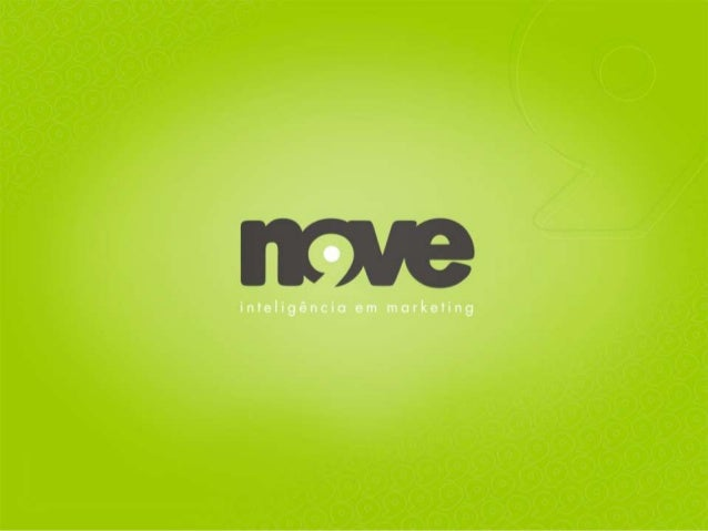 somosQuem A N9VE Inteligência em Marketing é uma Consultoria e Assessoria de Marketing 360o que atua de forma estratégica ...