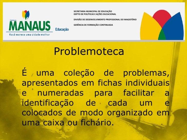 SECRETARIA MUNICIPAL DE EDUCAÇÃO           DEPTO DE POLÍTICAS E AÇÕES DUCACIONAL           DIVISÃO DE DESENVOLVIMENTO PROF...