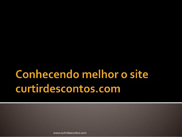 www.curtirdescontos.com