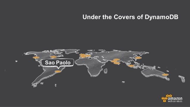 Under the Covers of DynamoDB Sao Paolo