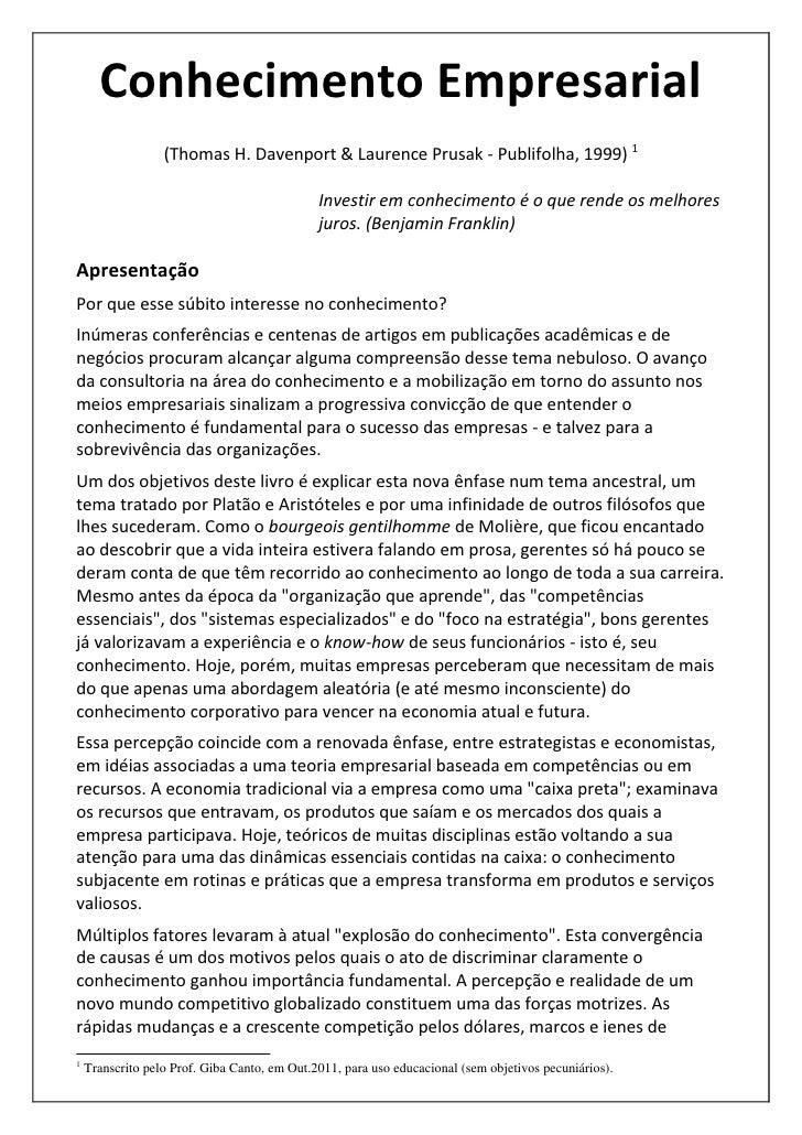 1    Transcrito pelo Prof. Giba Canto, em Out.2011, para uso educacional (sem objetivos pecuniários).