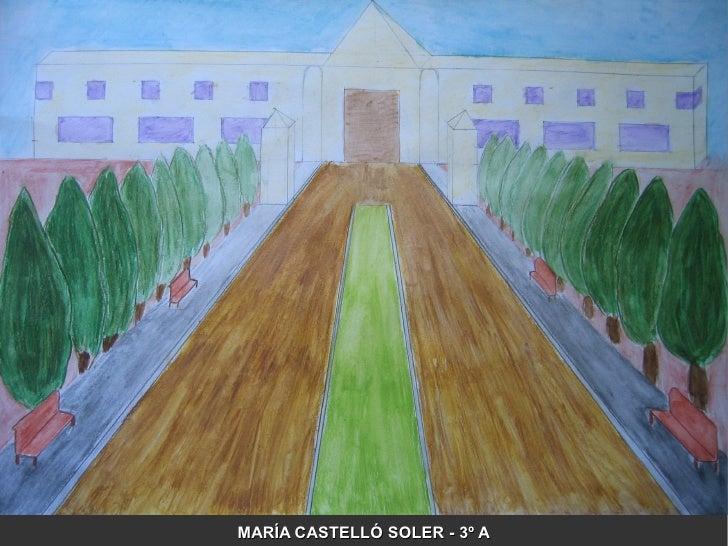 MARÍA CASTELLÓ SOLER - 3º A