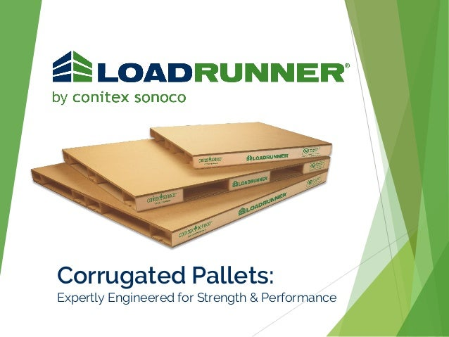Corrugated Pallets: Expertly Engineered for Strength & Performance
