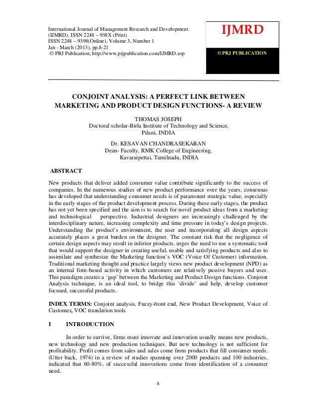 International Journal of Management Research and Development (IJMRD) ISSN 2248-938X (Print),International Journal of Manag...