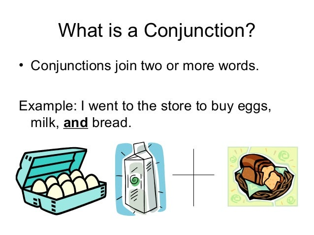 Conjunctions And Interjections7 38026463 on Conjunctions Glue Words