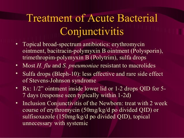 what antibiotics treat a bacterial infection