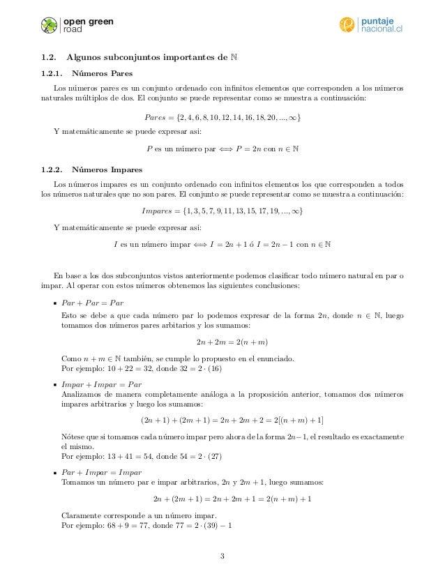 Conjuntos numericos Slide 3