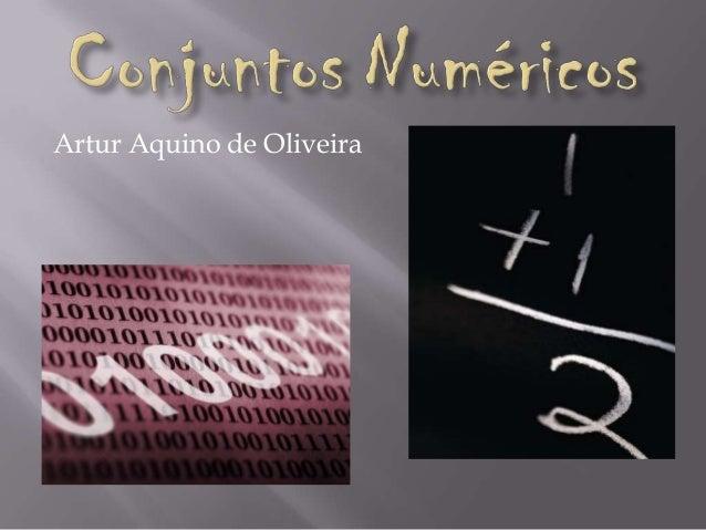 Artur Aquino de Oliveira