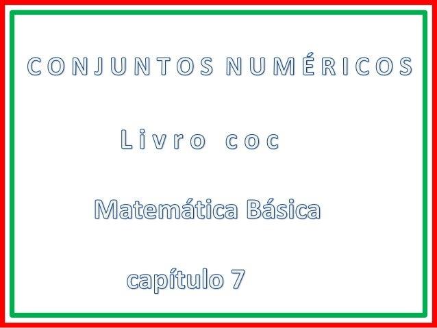 Matemática básica pag.93 questão 277
