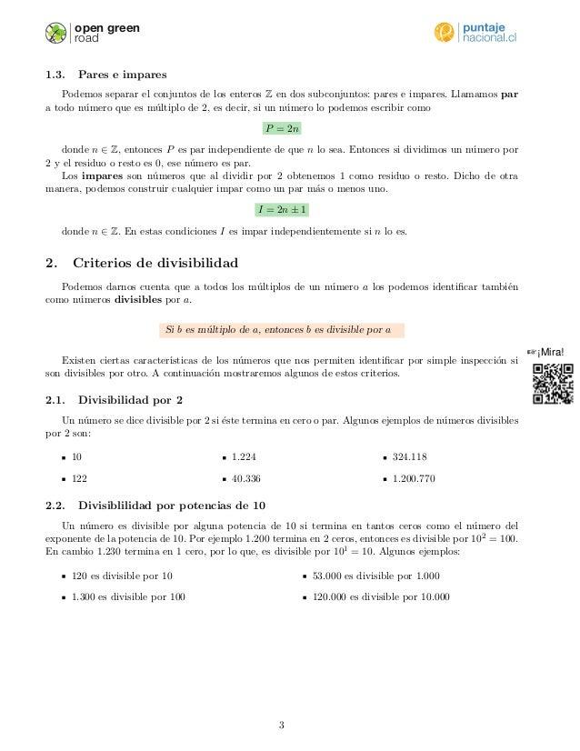 Conjuntos y divisores Slide 3