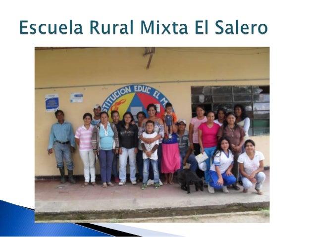 Es una propuesta planteada, con el fin de crear conciencia en los estudiantes de la institución educativa El Salero. Acerc...