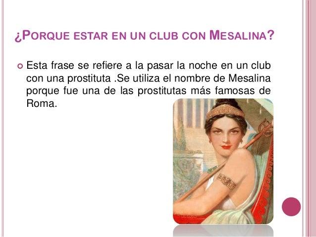 nombres de prostitutas famosas prostitutas en la linea de la concepcion