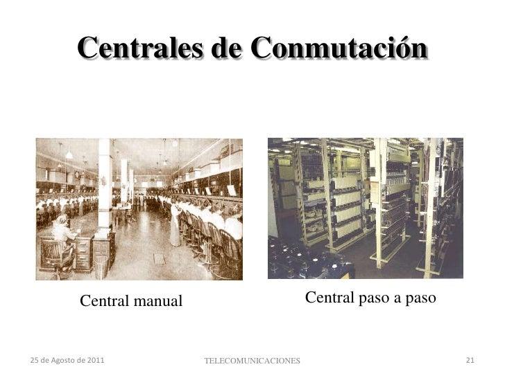 Conmutación de Circuitos<br />Es aplicado a la telefonía, opera a nivel físico de OSI.<br />B<br />A<br />TELECOMUNICACIO...