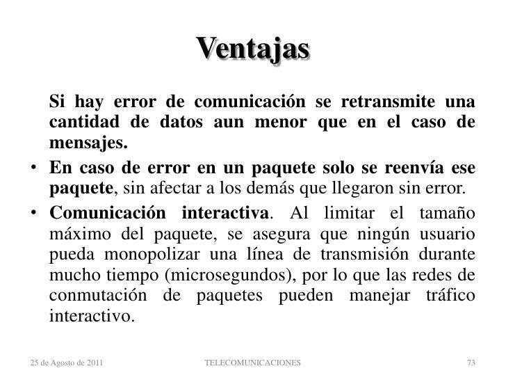 Topología en malla<br />22 de agosto de 2011<br />TELECOMUNICACIONES<br />57<br />
