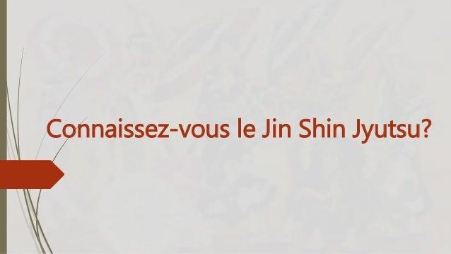Connaissez-vous le Jin Shin Jyutsu?