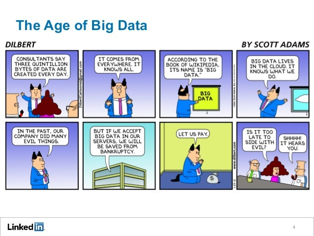 Big Data and Data Standardization at LinkedIn