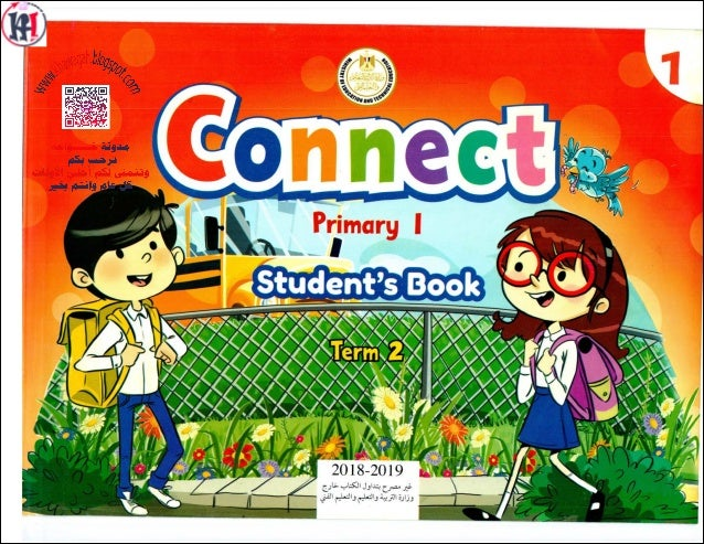 Connect English Book