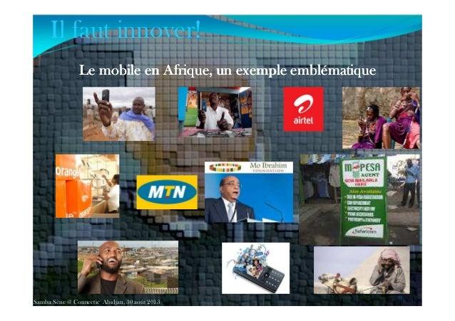 Le mobile en Afrique, unLe mobile en Afrique, unLe mobile en Afrique, unLe mobile en Afrique, un exemple emblématiqueexemp...