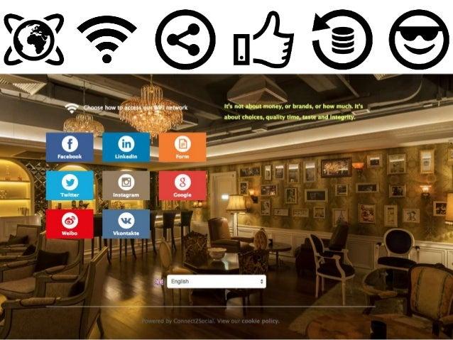 Présentation et études de cas pour les hôtels & restaurants Customer engagement software Claude Bénard Avril 2015