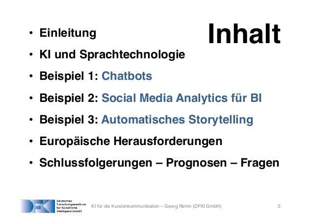 KI für die Kundenkommunikation Slide 3