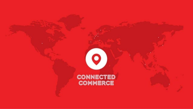 THANKS TO CONNECTED DEVICES LIKE TABLETS AND SMARTPHONES, THE WAY PEOPLE SHOP IS CHANGING DRAMATICALLY. We aim to better p...