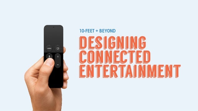 10-FEET + BEYOND designing connected entertainment