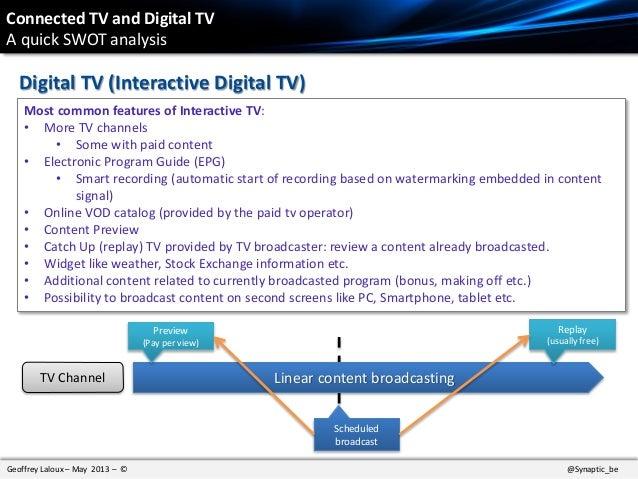 Television News Program Analysis