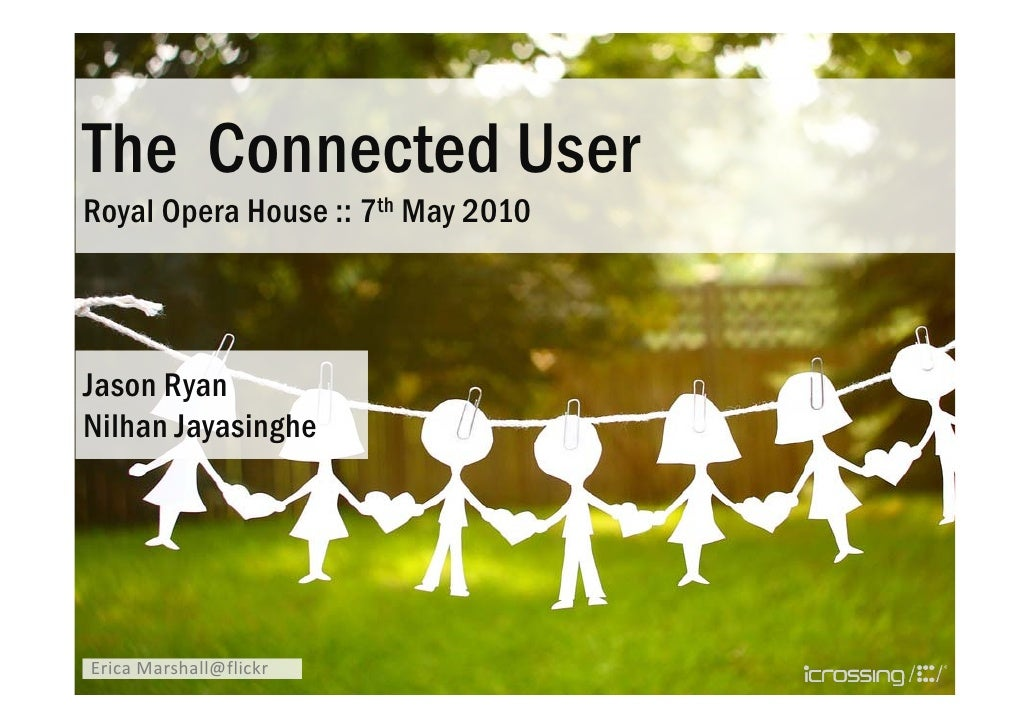 The  Connected User<br />Royal Opera House :: 7th May 2010<br />Jason Ryan<br />Nilhan Jayasinghe<br />Erica Marshall@flic...