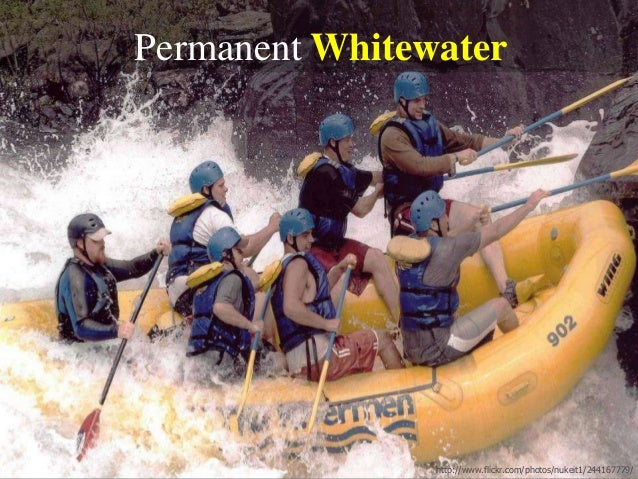 Permanent Whitewater http://www.flickr.com/photos/nukeit1/244167779/