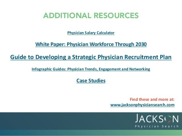 Connecting Physician Recruitment, Retention, and Revenue