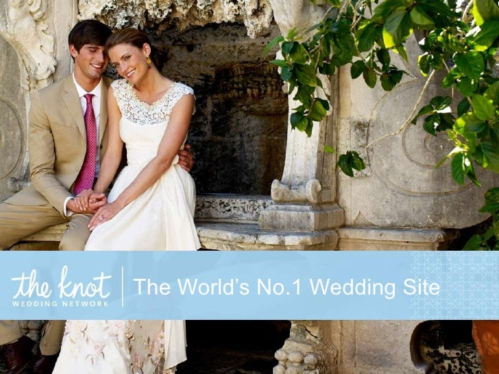 The World's No.1 Wedding Site<br />