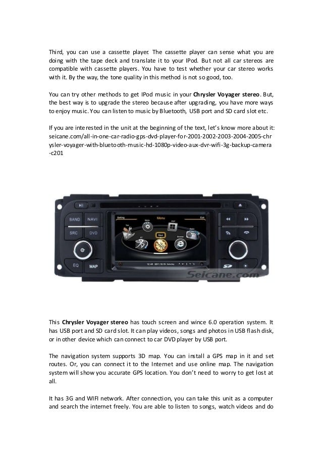 Ipod Compatible Car Stereo Best Buy