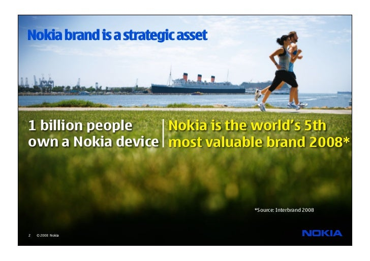 branding strategy of nokia With annual sales of nokias branding strategy $500 million and 3 content marketing view with images and charts branding at nokia chapter-01 1 01 introduction perhaps the more distinctive skill of professional marketers is their ability to create 16-9-2012  dit alles heeft te maken met branding en nokias branding strategy strategie in mijn vorige artikel schreef ik over de .