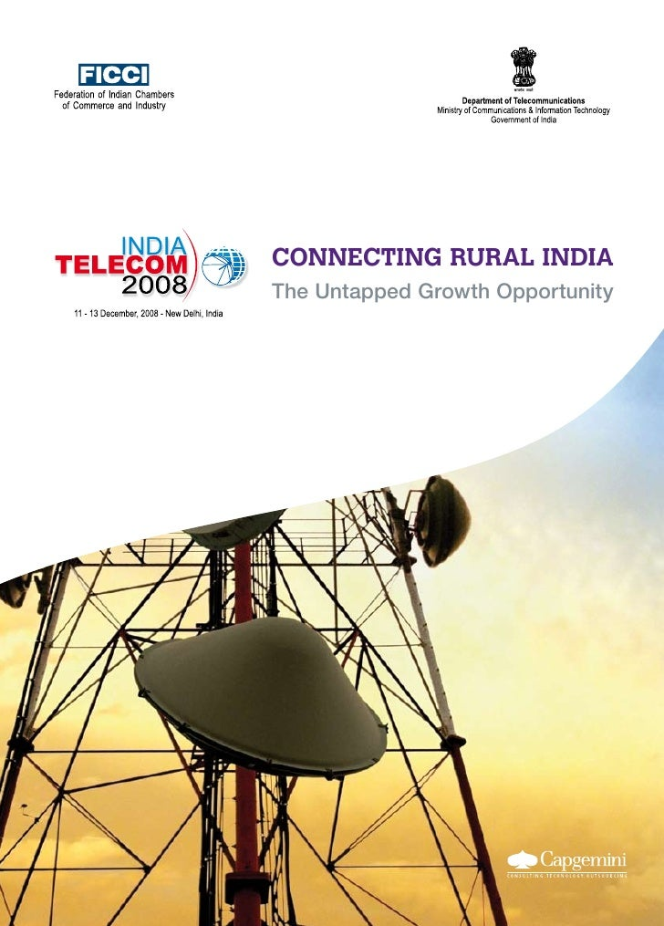 ConneCting RuRal india The Untapped Growth Opportunity