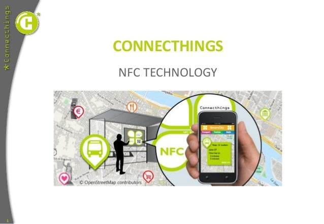 CONNECTHINGS NFC TECHNOLOGY  1