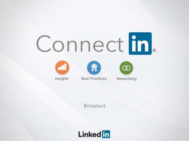 David CohenDirector, Northern EuropeLinkedInWelcome©2013 LinkedIn Corporation. All Rights Reserved.