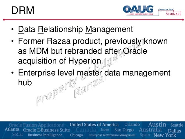 Hyperion® Data Relationship Management Readme - Oracle ...