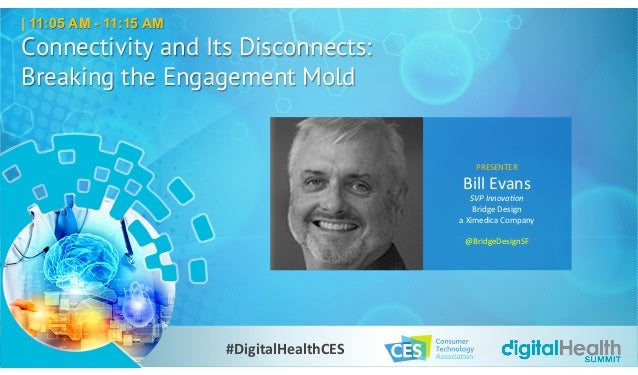 Connectivity and disconnects breaking the engagement mold
