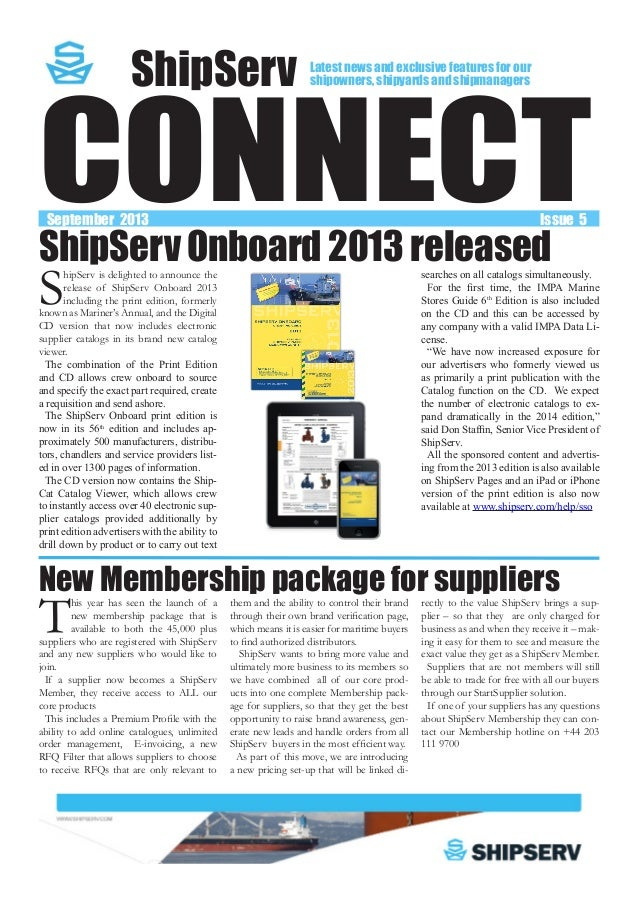 This year has seen the launch of a new membership package that is available to both the 45,000 plus suppliers who are regi...