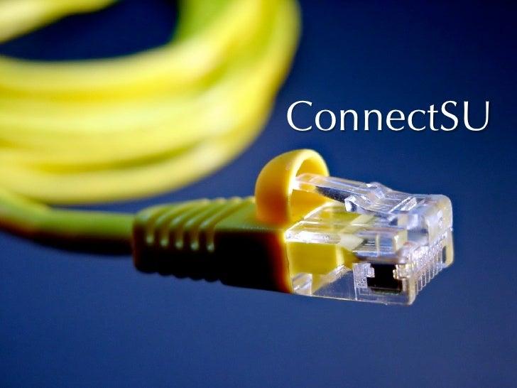 ConnectSU