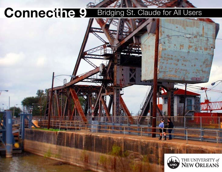 Connect      the 9   Bridging St. Claude for All Users1