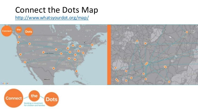 Connect The Dots: Building A Movement For Children And